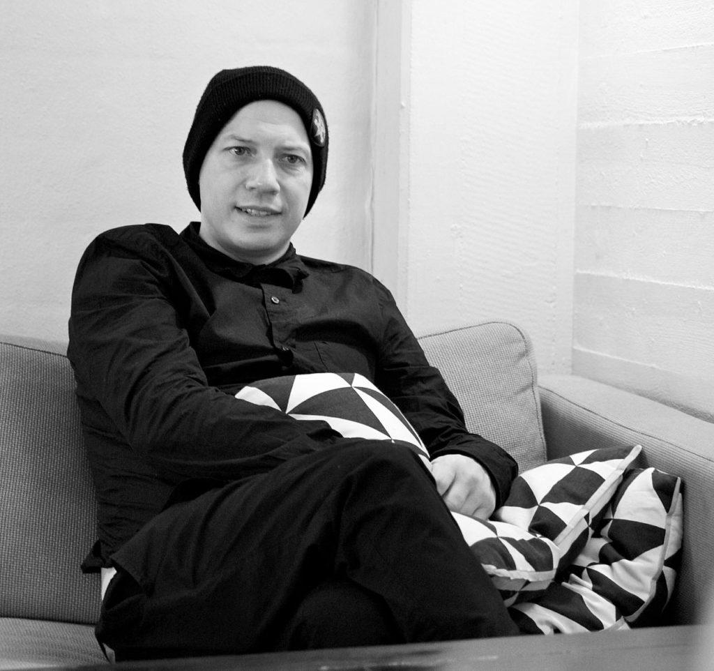 Stuart Braithwaite från Mogwai i Köpenhamn 2017. Foto: Petra Rönnholm.