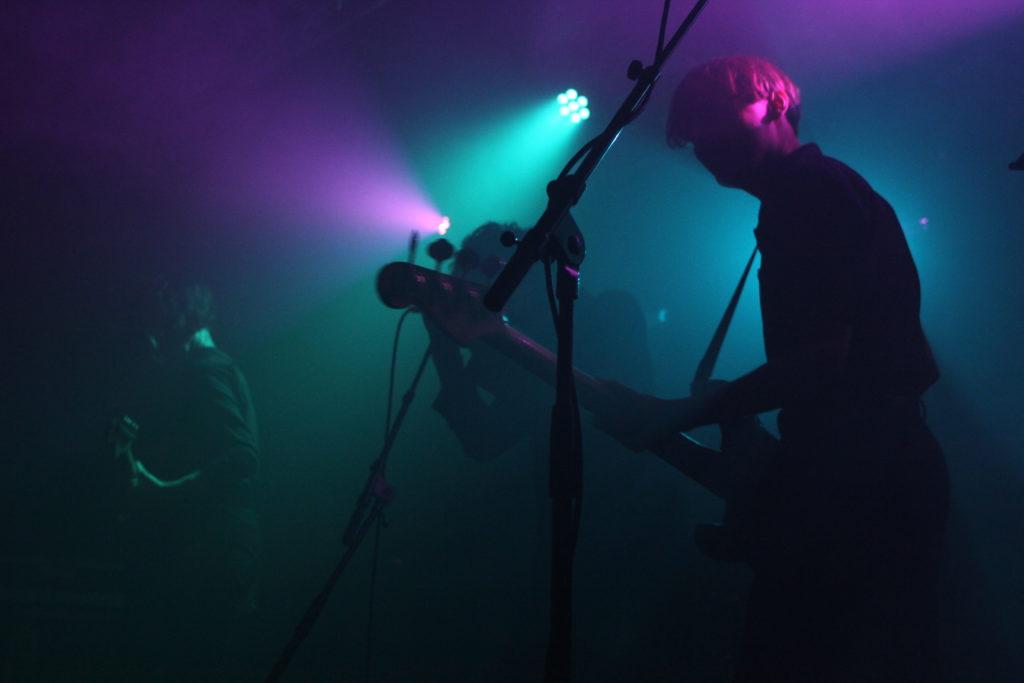 The Horrors live på Debaser Strand den 22 november 2017. Foto: Ernst Adamsson Borg.