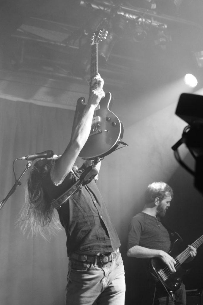 Moon Taxi live på Kägelbanan den 21 november 2017. Foto: Ernst Adamsson Borg.