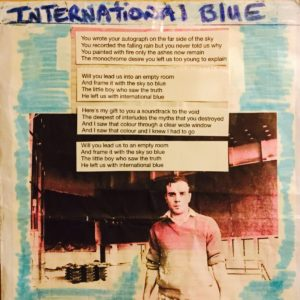 Manic Street Preachers: International Blue