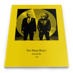 Pet Shop Boys: Annually 2018