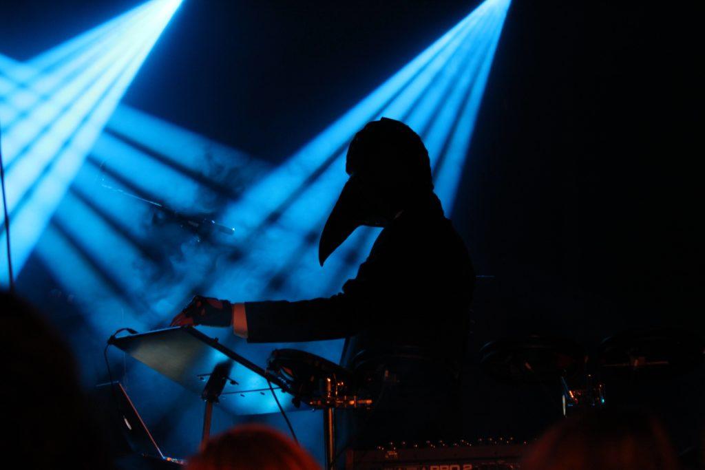 Priest live på Where's The Music i Norrköping 2018. Foto: Jürgen Krado.