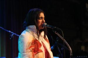 Mariam the Believer live på Fasching den 31 mars 2018. Foto: Enrst Adamsson Borg.