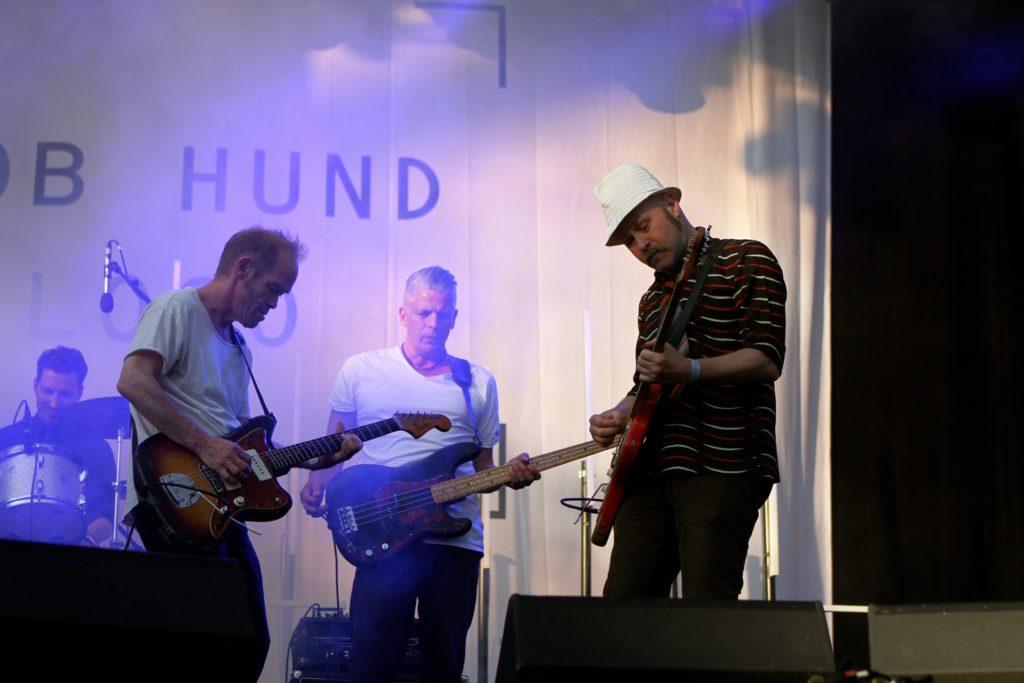 bob hund live på Gröna Lund den 30 maj 2018. Foto: Ernst Adamsson Borg.