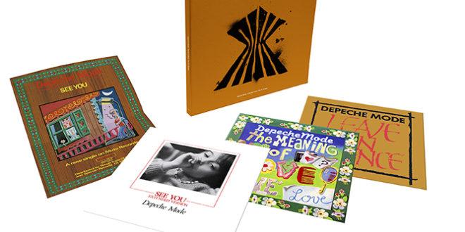 Depeche Mode box