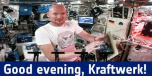 Kraftwerk International Space Station