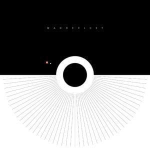 Omslag till Blancmanges album Wanderlust