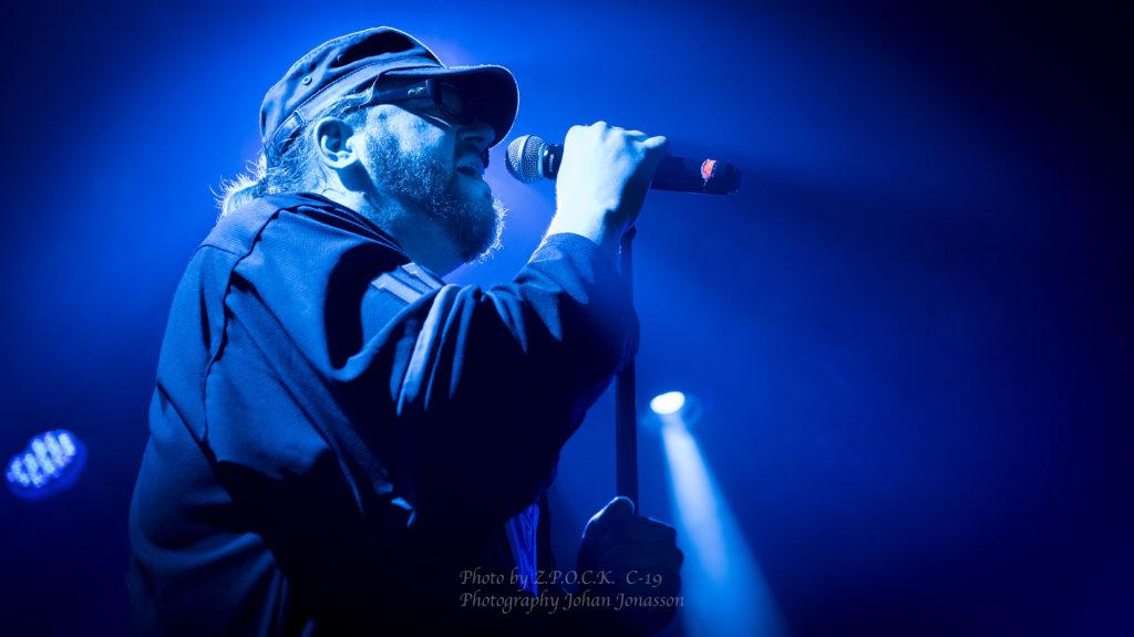 Zynic live på We All Feel Better in the Dark på Musikens Hus i Göteborg 2019. Foto: Johan Jonasson.