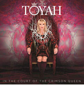 Toyah In the Court of the Crimson Queen